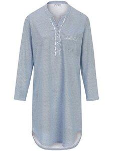 Sleepshirt Ringella blau Größe: 36