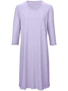 Sleepshirt Peter Hahn lila Größe: 48