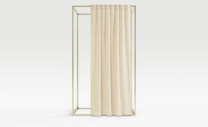 Esprit Schlaufenschal  E-Cord - beige - 100% Polyester - Gardinen & Vorhänge