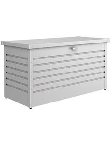 Aufbewahrungsbox »FreizeitBox«, BxHxT: 134 x 71 x 62 cm, silber-metallic