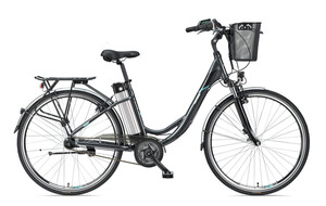 Telefunken Damen City E-Bike RC870 Multitalent mit 7-Gang Shimano Nexus Nabenschaltung