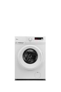 Midea Waschmaschine 6 kg, 1000 U/Min, Super Slim 40cm, Drum Clean Reminder