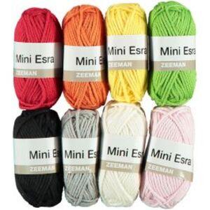 Mini Strickgarn Esra Baumwolle