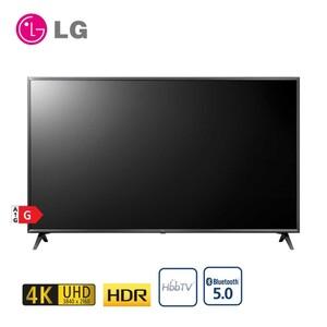75UN71006LC • TV-Aufnahme über USB • 3 x HDMI, 2 x USB, CI+ • integr. Kabel-, Sat- und DVB-T2-Receiver • Maße: H 97,8 x B 169,3 x T 8,9 cm • Energie-Effizienz G (Spektrum A bis G) na