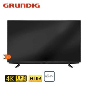 50 VCE 210 • 3 x HDMI, 2 x USB, CI+ • integr. Kabel-, Sat- und DVB-T2-Receiver • Maße: H 66,7 x B 112,2 x T 8,5 cm • Energie-Effizienz F (Spektrum A bis G) nach neuer Richtlinie Bildsch