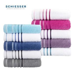 Handtuch 100 % Baumwolle, 50 x 100 cm, Duschtuch 70 x 140 cm 10,00 €, Saunatuch 70 x 180 cm 13,00 €, je