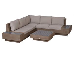 Outsunny Lounge-Set 4-tlg