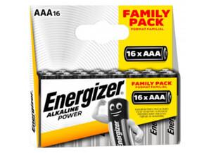 Energizer Power Batterien AAA E300171603 16er