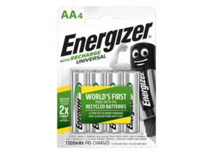 Energizer Universal Akku AA E301376001 4er