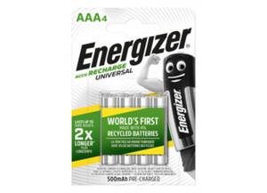Energizer Universal Akku AAA E301375701 4er