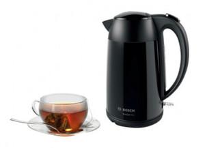 Bosch Wasserkocher TWK3P423 1,7 Liter schwarz