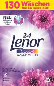 Lenor 2in1 Amethyst Blütentraum Colorwaschmittel 130 WL