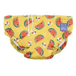 bambino mio Schwimmwindel Milde Melone, M (6-12 Monate)