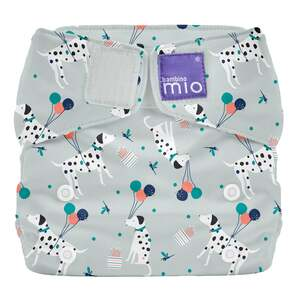 bambino mio miosolo All-in-One Stoffwindel Witziger Welpe