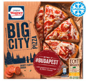 WAGNER Big City Pizza