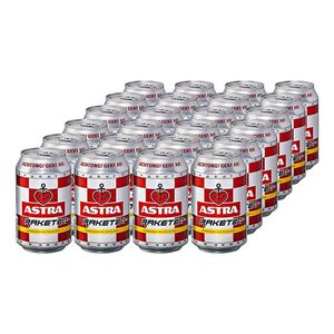 Astra Rakete 5,9 % vol 0,33 Liter Dose, 24er Pack