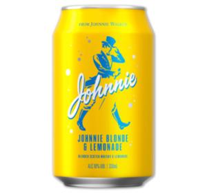 JOHNNIE WALKER Johnnie Blonde & Lemonade