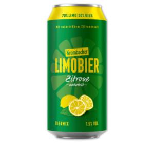 KROMBACHER Limobier Zitrone