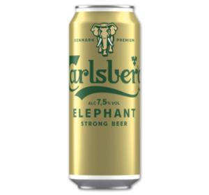 CARLSBERG Elephant Premium Beer oder Extra Strong
