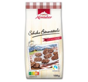 ALMTALER Schoko Bärentätzli