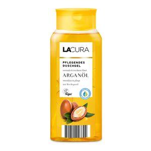 LACURA Duschgel/Körperlotion Arganöl 300 ml