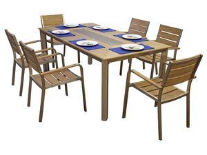 Garden Pleasure Tischgruppe Florence