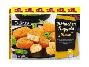 Culinea Hähnchen-Nuggets XXL