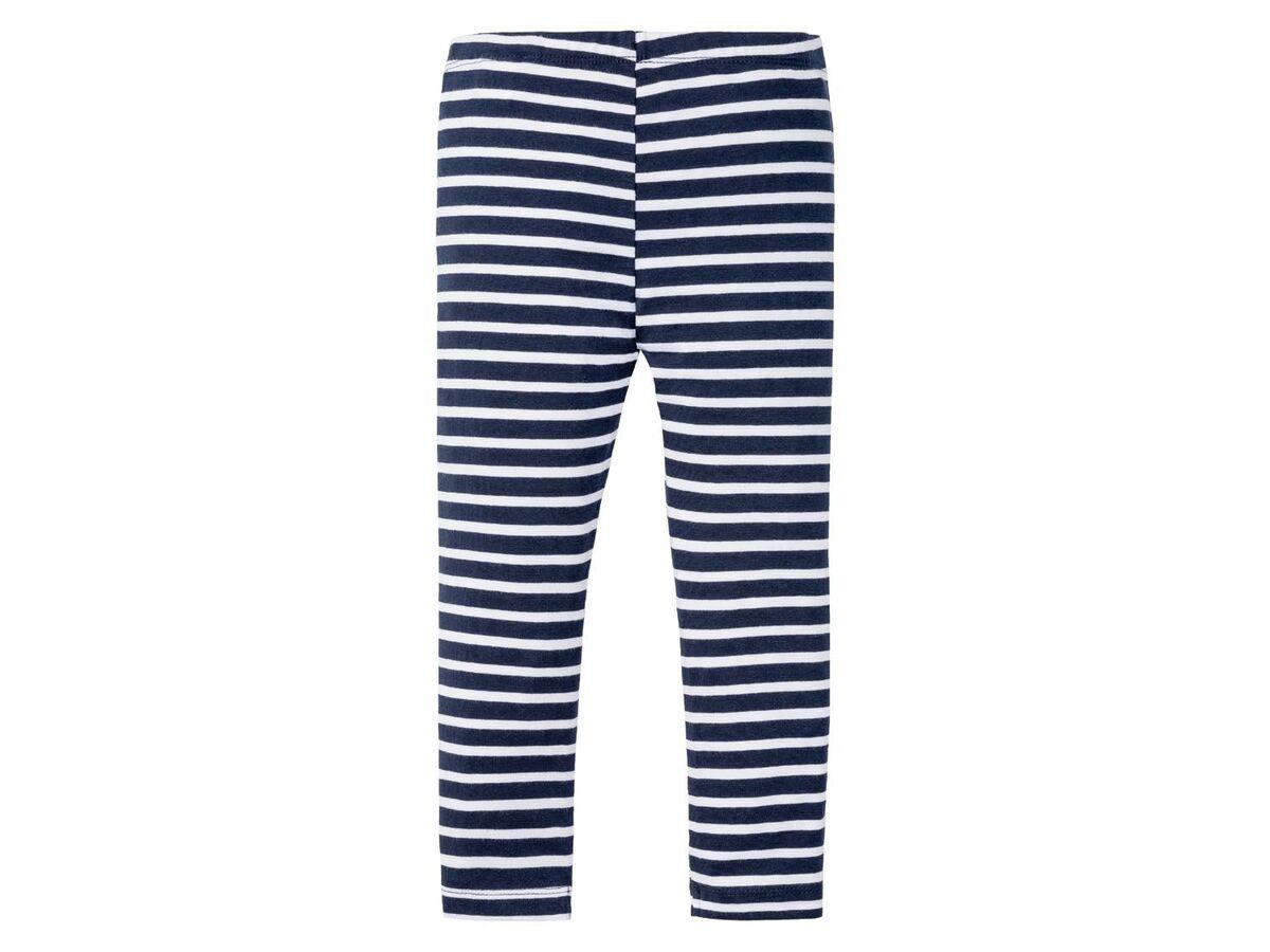 Bild 4 von LUPILU® Kleinkinder Leggings Mädchen, 3 Stück