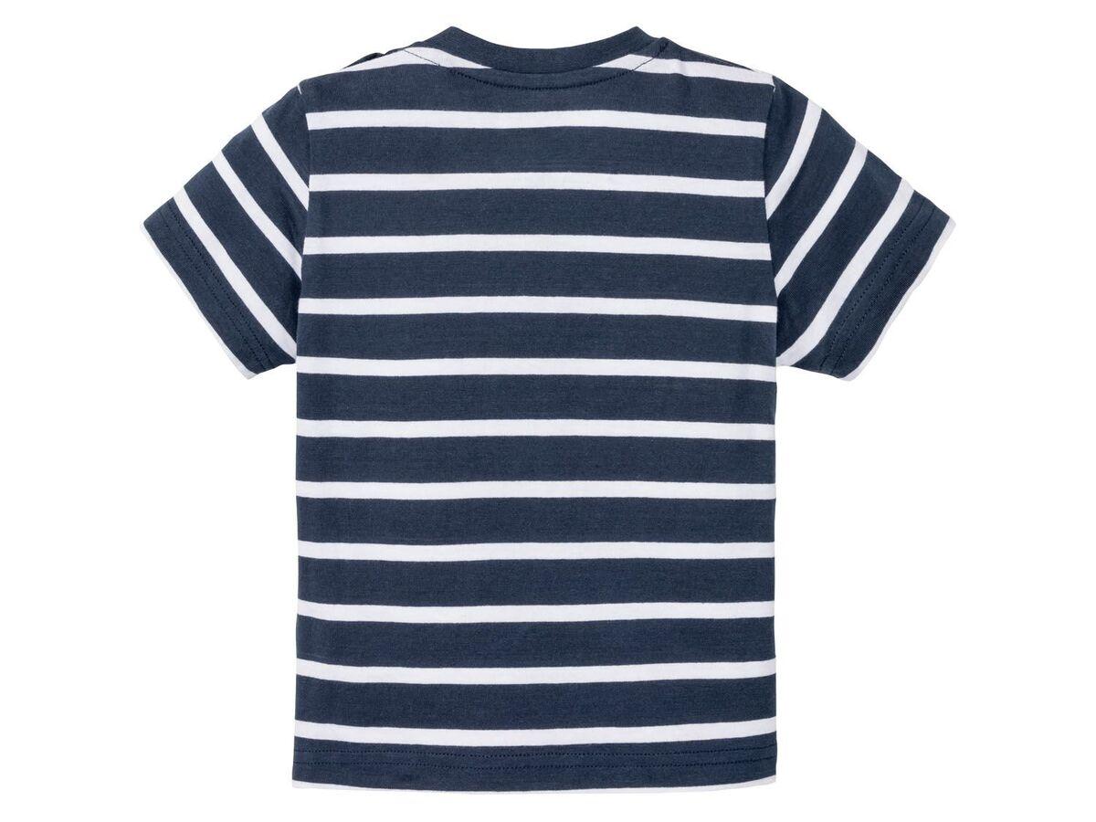Bild 4 von LUPILU® Kleinkinder T-Shirts Jungen, 3 Stück