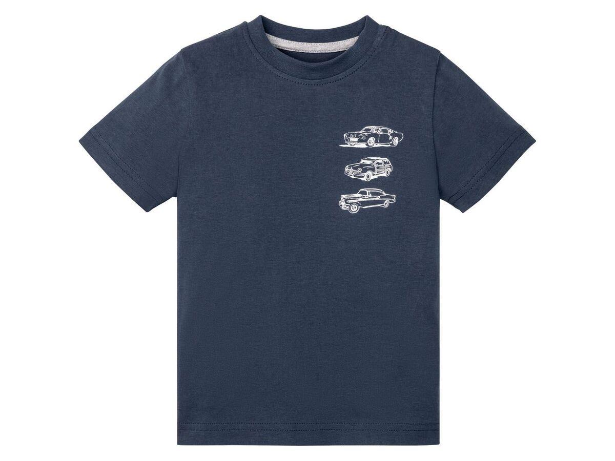 Bild 5 von LUPILU® Kleinkinder T-Shirts Jungen, 3 Stück