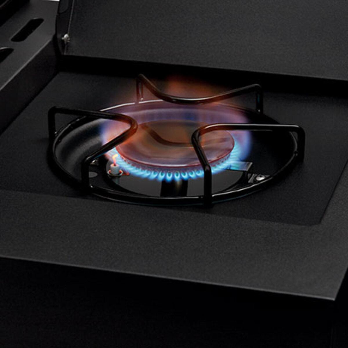 Bild 5 von Gasgrill Boston Black Pro 4 SIKR Turbo1