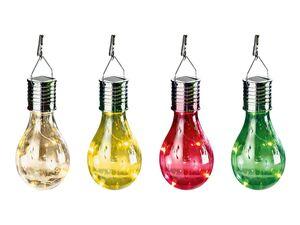 MELINERA® LED-Solar-Dekoleuchte