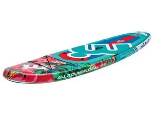 mistral Aufblasbares Stand-up-Paddle-Board »Floral«