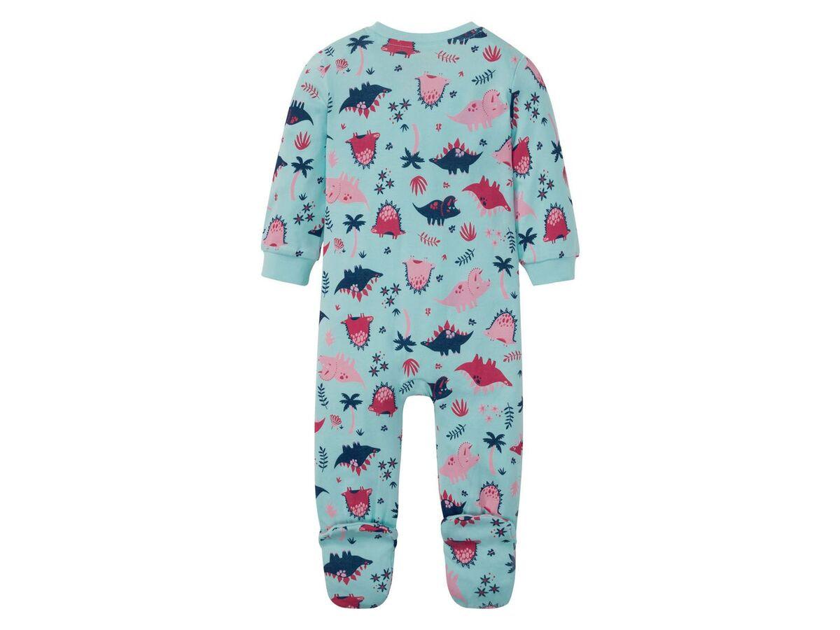 Bild 3 von LUPILU® Baby Schlafoverall Mädchen, mit Druckknöpfen