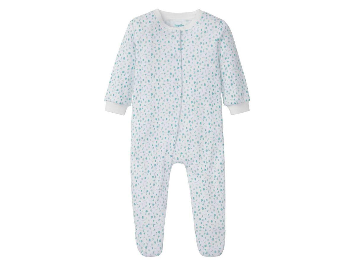 Bild 4 von LUPILU® Baby Schlafoverall Mädchen, mit Druckknöpfen