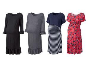ESMARA® Umstandskleid Damen, aus Viskose und Elasthan