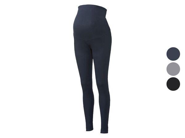 ESMARA® Umstands-Leggings Damen, mit elastischem Bund