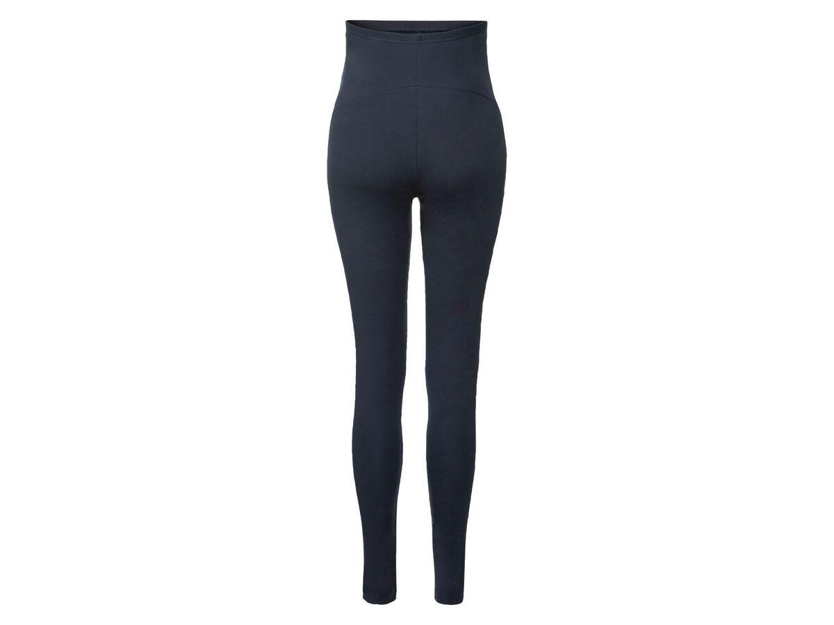 Bild 4 von ESMARA® Umstands-Leggings Damen, mit elastischem Bund