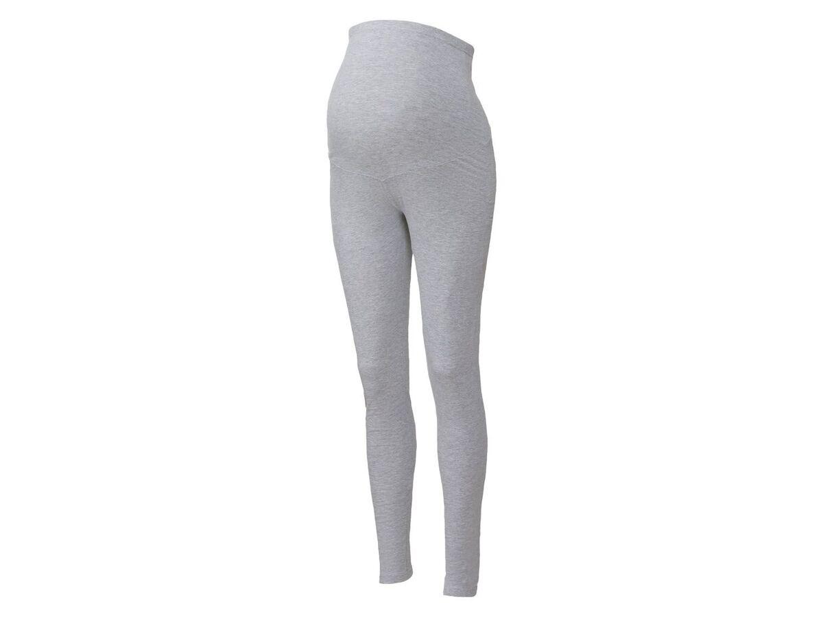 Bild 5 von ESMARA® Umstands-Leggings Damen, mit elastischem Bund