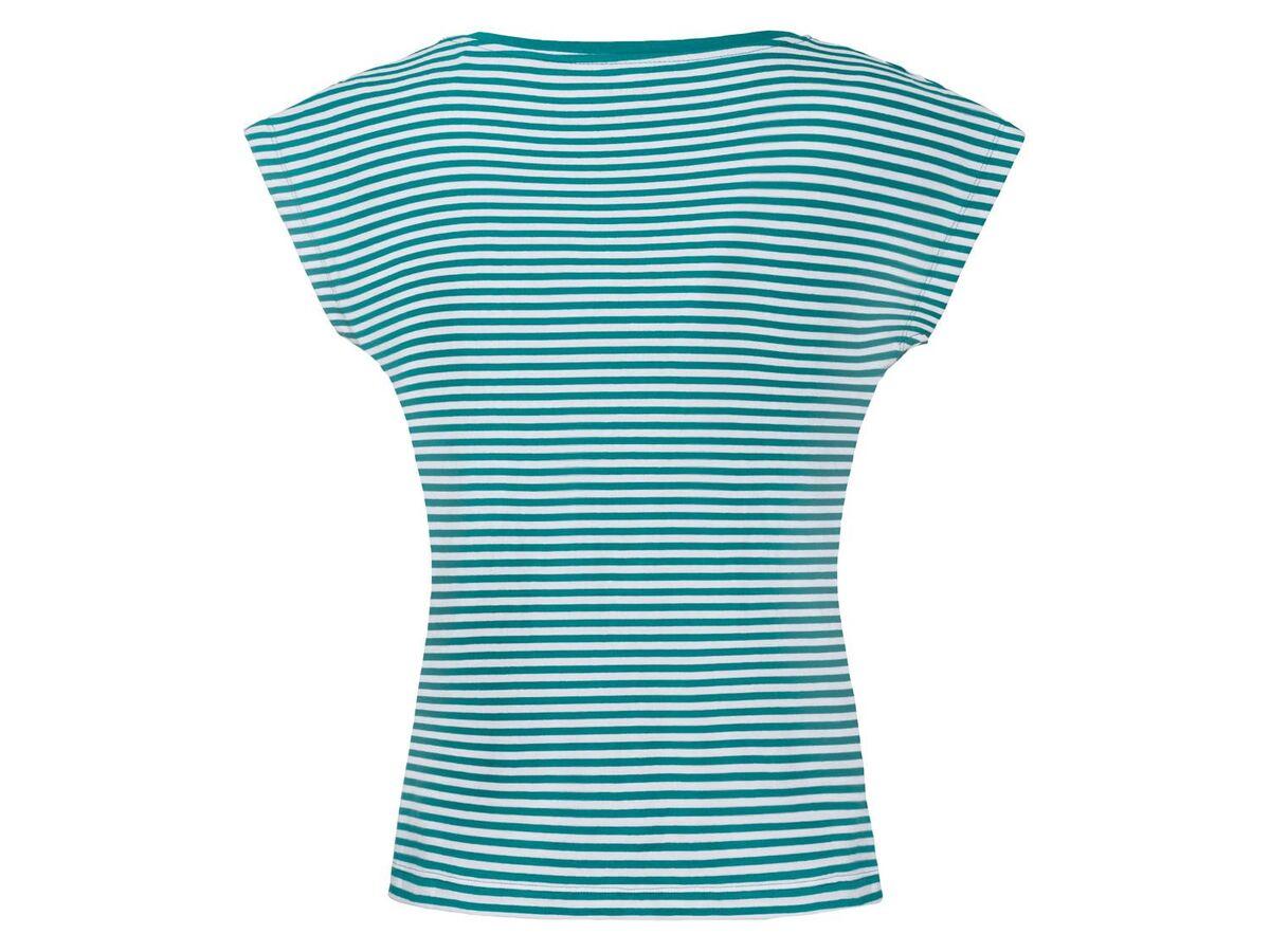 Bild 3 von ESMARA® T-Shirt Damen, aus reiner Baumwolle