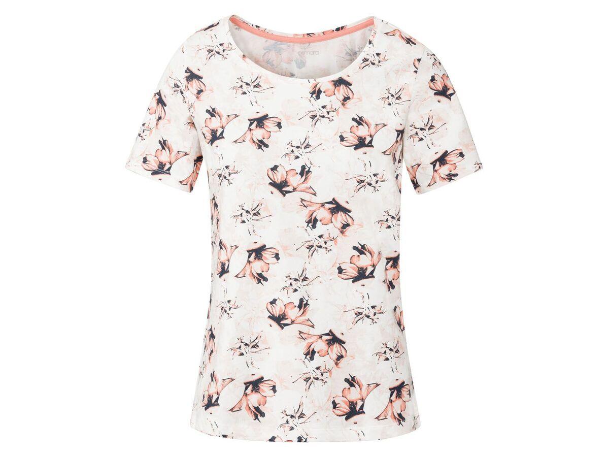 Bild 3 von ESMARA® T-Shirts Damen, 2 Stück, mit Print