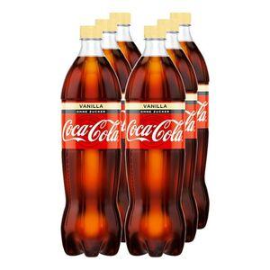 Coca-Cola Zero Vanilla 1,25 Liter, 6er Pack