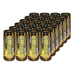 Booster Energy Drink Exotic Zero 0,33 Liter Dose, 24er Pack