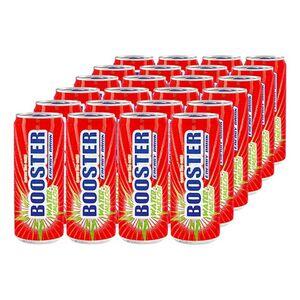 Booster Energy Drink Watermelon 0,33 Liter Dose, 24er Pack