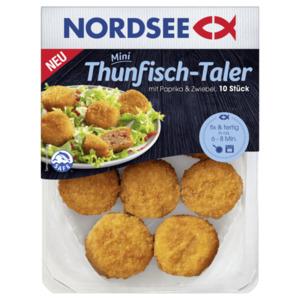 Nordsee Mini Thunfisch-Taler 125g