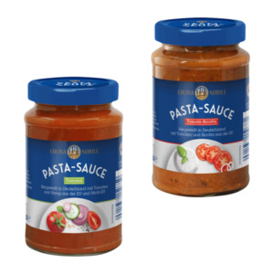 CUCINA NOBILE     Pasta-Sauce