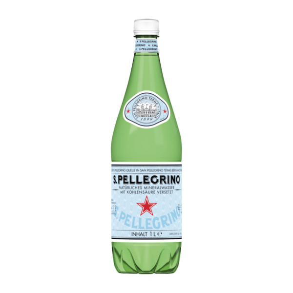 S.Pellegrino     Mineralwasser
