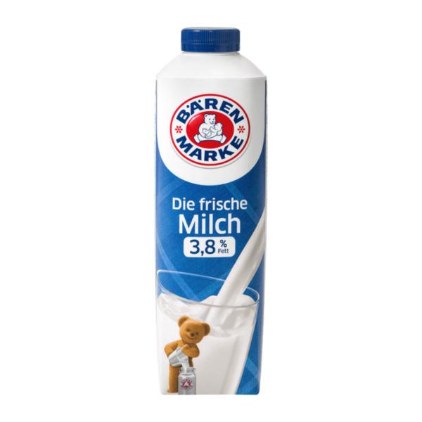BÄRENMARKE     Die frische Milch