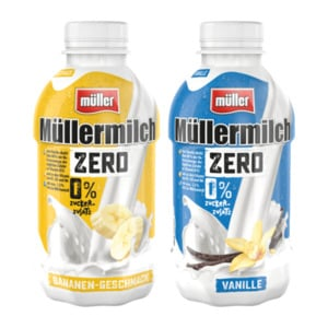 MÜLLER     Müllermilch Zero