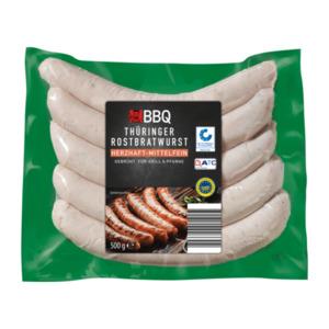 BBQ     Thüringer Rostbratwurst